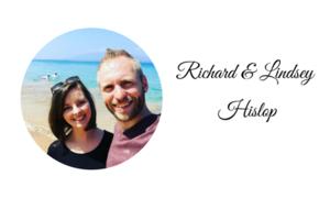 Richard & Lindsey Hislop