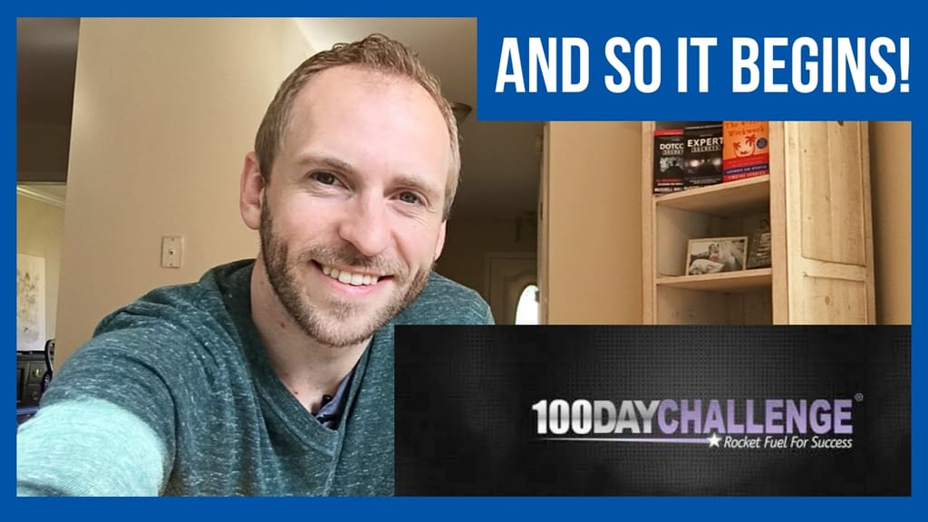 start your 100 day challenge program